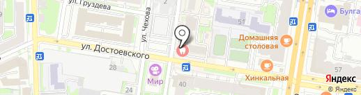 МигГарант на карте Казани