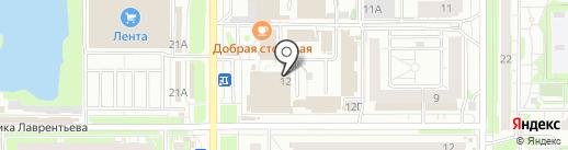 Гарант+ на карте Казани