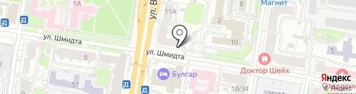 Стройкорпорация на карте Казани