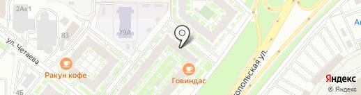ДИАЛ-ГРУПП на карте Казани