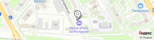 Лидер на карте Казани