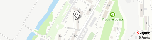 Союз-1, ТСЖ на карте Казани