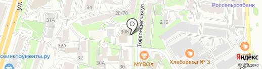 Кулинария на карте Казани