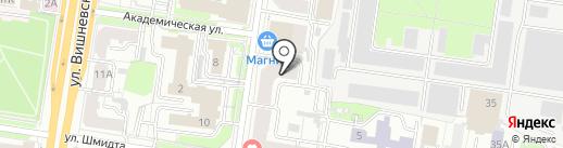 Эстетик Казань на карте Казани