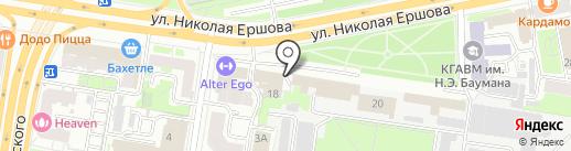 Sweet_zefir_ на карте Казани