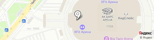 Coffee Motors на карте Казани