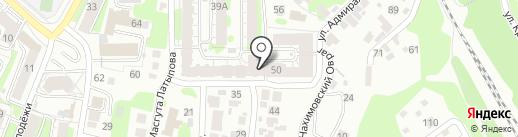 Базхим на карте Казани