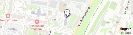ДорХан на карте Казани