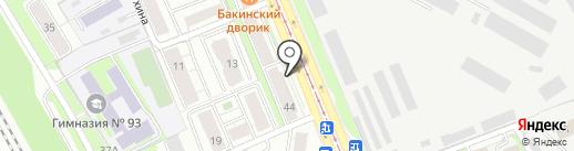 МясоВкус на карте Казани