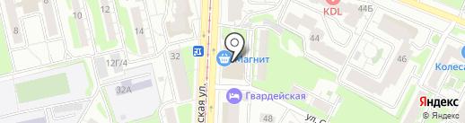 СервисКомп на карте Казани