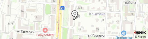 ТатЭкспертГрупп на карте Казани