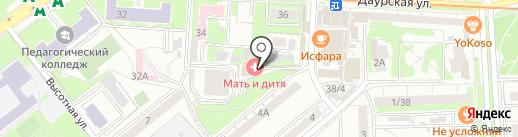 FizioStep на карте Казани