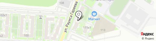 Сказочный лес на карте Казани
