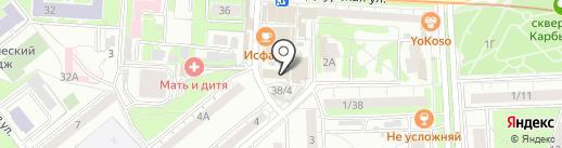 Свадебный фотограф на карте Казани