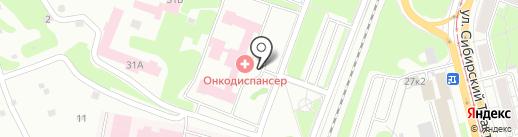 Банкомат, АК БАРС БАНК, ПАО на карте Казани