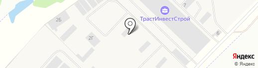 Казмехмонтаж на карте Усадов