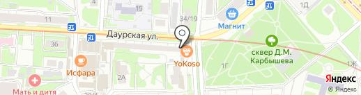 Деньги в руки на карте Казани