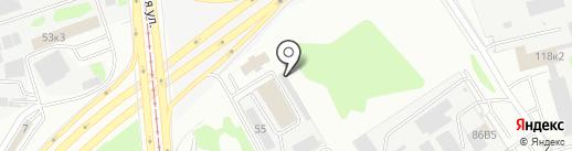 EMEX на карте Казани