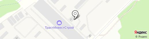 МеталлМонтажСтрой на карте Усадов