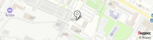 АвтоДоктор на карте Казани