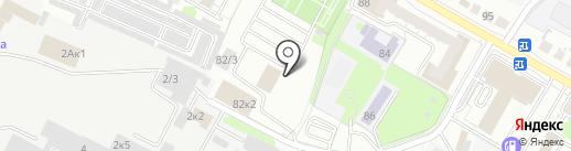 СПЕЦТЕХНИКС ГРУПП на карте Казани