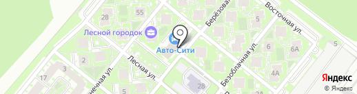 Компьютерная помощь-Казань на карте Казани