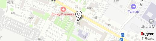 Арт-Silver на карте Казани