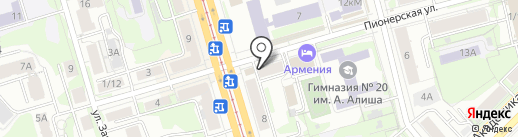 Coffee Like на карте Казани