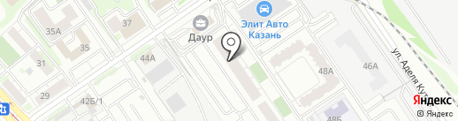 ДраККар на карте Казани