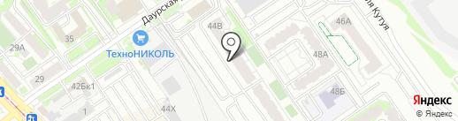 Счастье в доме на карте Казани