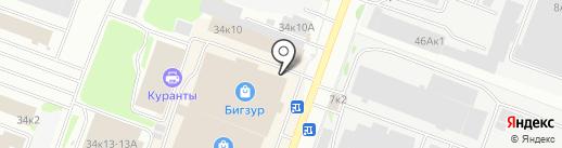 Тарахтелка на карте Казани