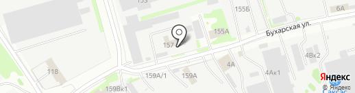 Архив-Комплект на карте Казани