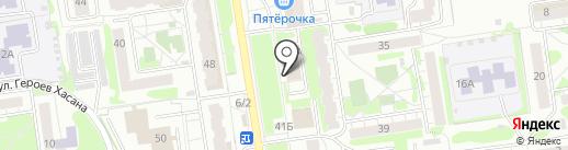 Юридическая Защита на карте Казани