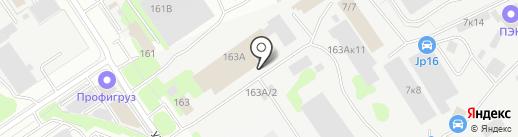 Авто Арт на карте Казани