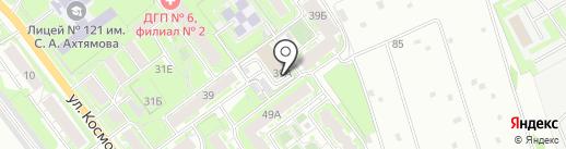 А Лидер на карте Казани