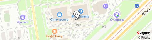 Кофеайлэнд на карте Казани