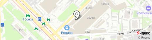 Региональный Центр Автотехнической Экспертизы на карте Казани