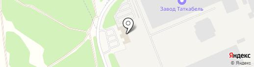 Geda-Центр на карте Столбища