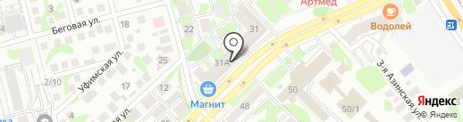 МАСТЕРСТРОЙ на карте Казани