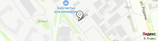 Лекам на карте Казани
