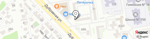 Волга 51, ТСЖ на карте Казани