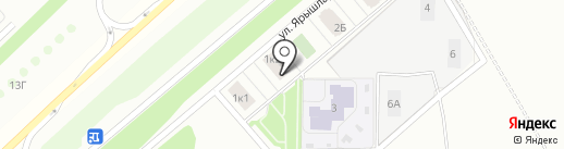 Станция спортивная на карте Усадов