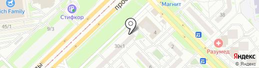 PARAD на карте Казани