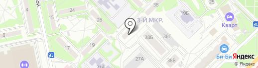 Новый дом, ТСЖ на карте Казани