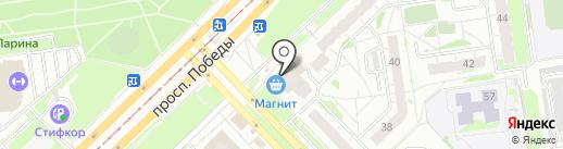 Эко-приоритет на карте Казани