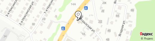 Феорика-Авто на карте Казани