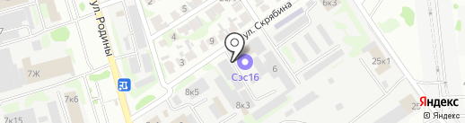 ГидроКонтроль на карте Казани