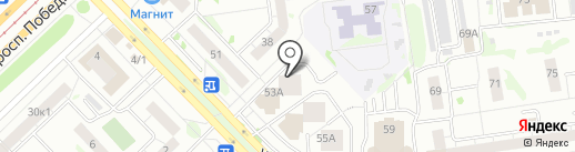 Салон аппаратного массажа на карте Казани