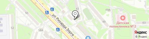 Пластичные решения на карте Казани