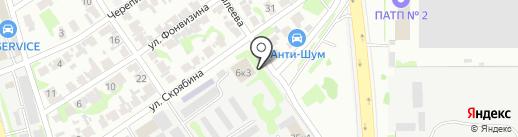 Строительные Инновационные Решения на карте Казани